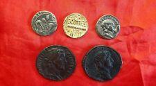 Monedas Romanas, Hispalis, Nero, ect.