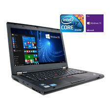 Lenovo T430 Laptop Notebook Webcam Intel i7 8GB DDR3 RAM 256 GB SSD Win 10 Pro