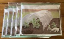 Polytunnel Cloche  Lot Of 5 New 6 Feet 1.72m X 45cm X 32cm Protect Plants