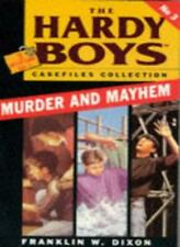"The Hardy Boys Murder and Mayhem: ""Too Many Traitors"", ""Blood Relations"", ""Line"