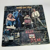The Who - Who Are You 1978 - LP Vinyl Album - MCA Records MCA-3050