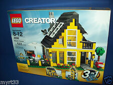 LEGO 4996 BEACH HOUSE NISB Creator Retired (3 in 1 lego)