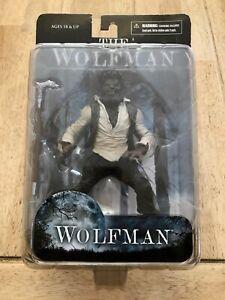 Error 2 Right Hands Wolfman Benicio Del Toro Mezco Toy Figure NIB Rare Variant