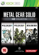 Metal Gear Solid HD - Collection Unknown format (2012)