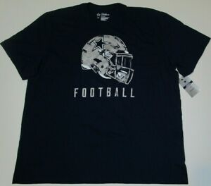 New Dallas Cowboys authentic NFL Football licensed t-shirt Adult Men's 3XL NWT