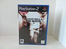 Silent Hill 4 The Room Konami Sony PlayStation 2 EUR PAL Dutch Case English Game
