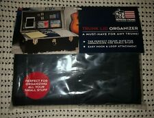 NIB Seward Trunk Lid Organizer Hook & Loop Application Black New