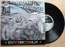 "THE FRETTONES - 'INVINCIBLE' GREAT NEW ROCKABILLY 10"" LP - HEAR IT!!"