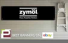 Zymol Polish & Detailing Banner, for Workshop, Garage, Office etc