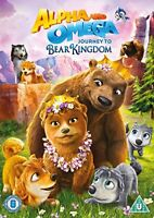 Alpha and Omega: Journey to Bear Kingdom [DVD][Region 2]