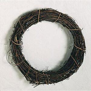 Darice Grapevine Wreath - Natural - 10 inches w