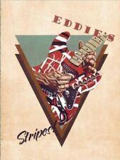 Eddie Van Halen Art Print Guitar 13x19 High Quality Glossy Poster Vintage Retro