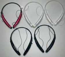 "5 Pieces Oem Lg Tone Infinim Hbs-770 Wireless Bluetooth Headset ""Parts Only�"