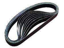 "Astro Pneumatic 303640G 10 Piece 40 Grit 3/8"" X 13"" Sanding Belts"