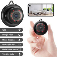 Mini Spy Camera Wireless Wifi IP Security Camcorder HD Night Vision 1080P DV DVR