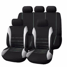 Seat Cover 9 Set Full Car Styling Seat Covers For Auto Interior Accessories New
