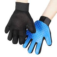 ✅Bürstenhandschuh für Hunde Katzen Pflege Handschuh Bürste Fellpflege Haustiere✅