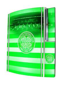 Celtic Football Club Playstation 3 Original Console Skin Sticker PS3 Bhoys New