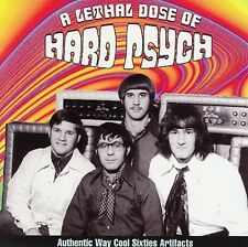 Vol. 3-Lethal Dose Of Hard Psy - Lethal Dose Of Hard Psych (1999, CD NIEUW)