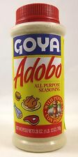 Goya Adobo Seasoning With Pepper 28 oz Beef Chicken Fish Burgers