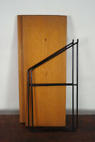 60er Bookcase Vintage String Wall Shelf Danish Shelf System