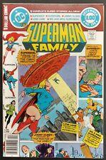 SUPERMAN FAMILY #198 SHARP NM-- 1979 68  BIG PGS! SUPERGIRL,UFO COVER  CGC IT ?