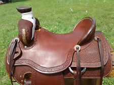 "16"" Spur Saddlery Ranch Roping Saddle (Made in Texas) Roper"
