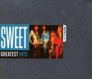 Steel Box Collection ~ Sweet - CD - NEUF