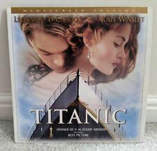 Titanic LASERDISC THX Widescreen Edition NTSC