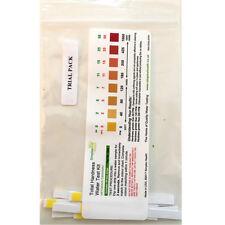 Total Water Hardness Test Strips Kit x 10 Binge Water Softner Testing Setup