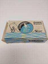 10 Vintage Spools Gudebrod Variegated Rod Winding Thread Size 50 Yards