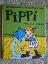 Pippi regelt alles - Pippi Langstrumpf Comic - Astrid Lindgren Ingrid Vang Nyman