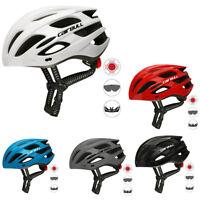 Cairbull Cycling MTB Mountain Bike Helmet Bicycle Safety Helmet w/ Light 55-61cm