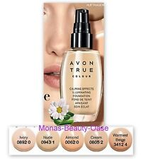 Avon CALMING EFFECTS Make Up Beruhigende Foundation Farbe: Cream Neu