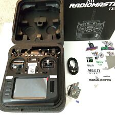 RADIOMASTER - TX16S HALL 4-in-1 +TOUCH VERSION 16CH 2.4ghz MULTI-PROTOCOL OpenTX