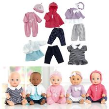Doll Clothes You and me 5 in 1 Doll Fashion Pack For 12-14 Inch Dolls DressUp