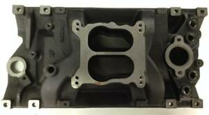 Mercruiser 5.0L, 5.7L Cast Iron Intake Manifold. 4BBL Vortec 8 Bolt. 8M0061387