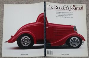 The Rodders Journal  10th Anniv.Issue.  2005