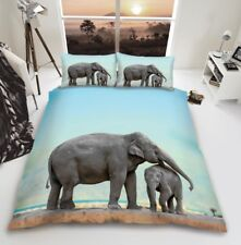Double Duvet Cover Set 3d White Tiger Wild at Heart by Gaveno Cavailia