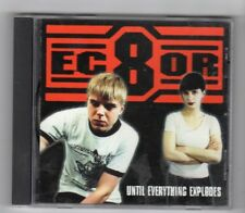 (HY983) Ec8or, Until Everything Explodes - 1997 CD