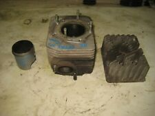 New ListingVintage Snowmobile 1976 John Deere 400 Ccw Mag Side Cylinder, Head & Piston