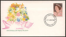 Royalty Australian Decimal First Day Covers
