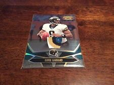 2008 GRIDIRON GEAR DAVID GARRARD 4-COLOR PATCH 49/50