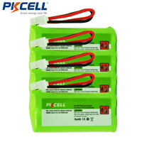 4x Coldless Phone NiMH Rechargeable Battery For BT-166342 266342 BT1011 CPH-515J
