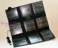 22.5W 18V Solar Panel Charging Set for Notebook Netbook Tablet Hiking Camping