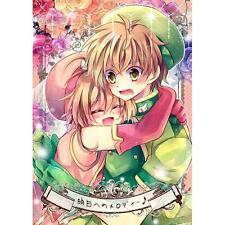 CardCaptor Sakura Doujinshi,Li Showron x Sakura,Ashita-eno-Merody,Karumi-tei,NEW