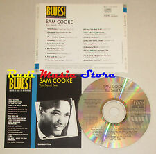 CD SAM COOKE You send me BLUES COLLECTION 1993 DeAGOSTINI mc lp dvd vhs