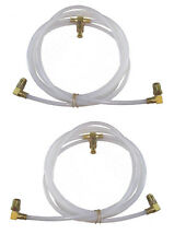 1983-1993 Ford Mustang LX & GT new convertible top hydraulic hoses, line set