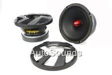 """NEW Pioneer TS-M650PRO 500 Watt Pro Series 6.5"""" Mid-Bass Drivers Speakers 6-1/2"""""""
