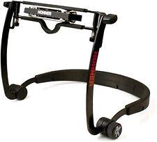 Flex Rack Harmonica Holder, Comfortable rubberized neck brace, One size fits all